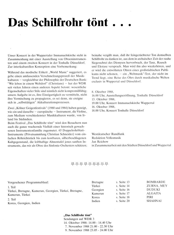 Im Netz begrüßt Sie Jan Reichow - hier: Illustration zum ... Das Schilfrohr